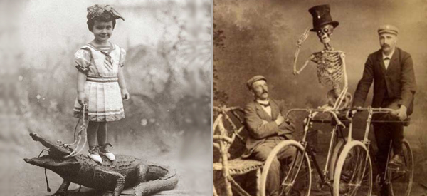 51 Unexplainable Rare Photos From History - Atchuup ... Pictures From The Past