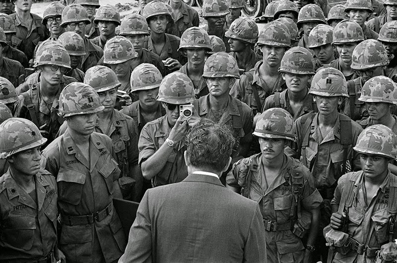 presidents in the vietnam war After successfully ending american fighting in vietnam and improving reconciliation was the first goal set by president richard m nixon during world war.