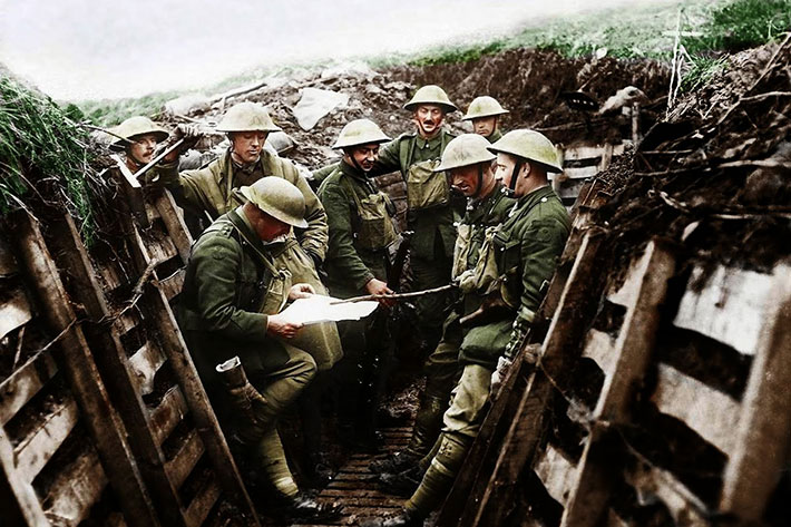 the significance of trench warfare in the first world war What is trench warfare you may have heard of trench warfare, which was used extensively during the first world war however, you may not.