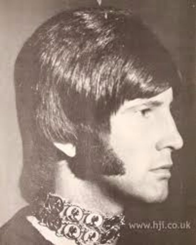 The Most Romantic Period For Mens Hairstyles In 1970s Atchuup