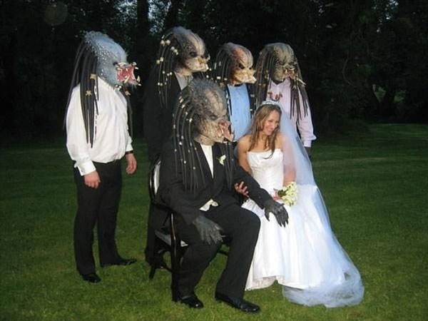 21 most ridiculous wedding themes you will ever see wait till you ab2 junglespirit Image collections