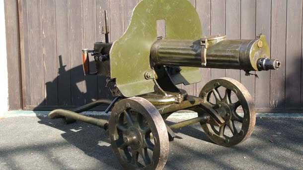 25 Most Terrifying Weapons In History - Atchuup! - Cool