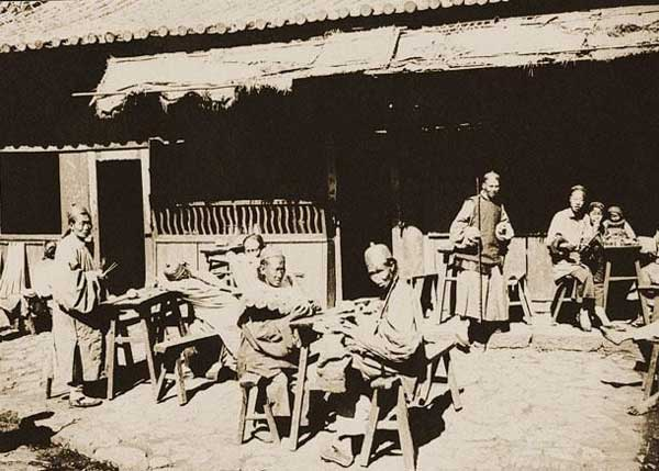 what china looked like 100 years ago 32 stunning photos
