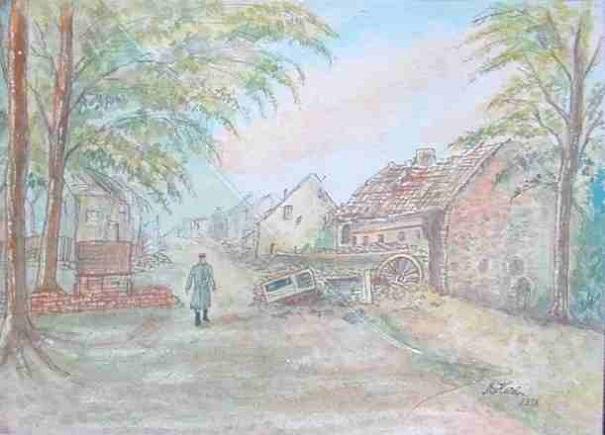adolf hitler paintings 16