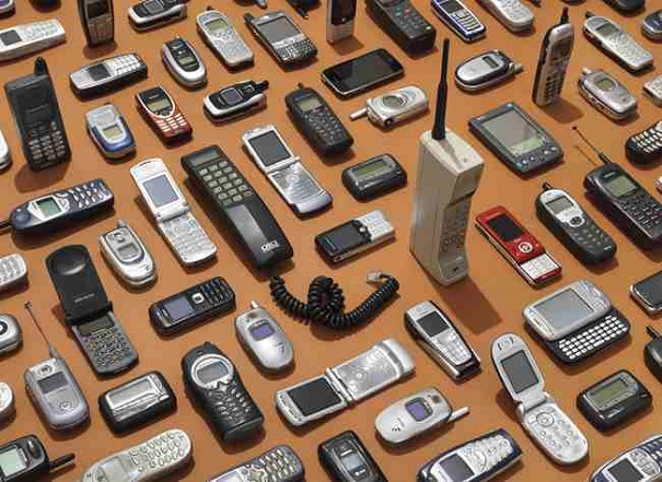 crazy collections - cellphones