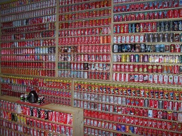 crazy collections - coca cola