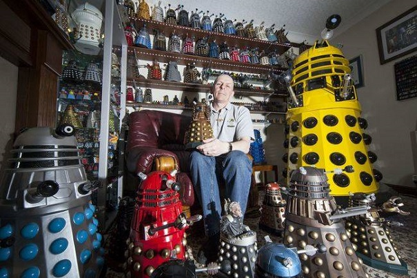 crazy collections - daleks