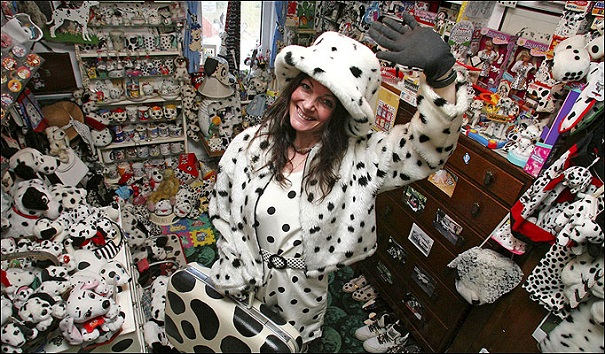 crazy collections - dalmation