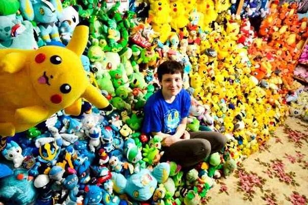 crazy collections - pokemon memorabilia