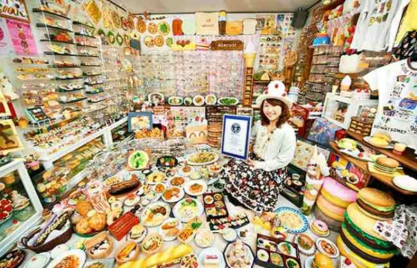 crazy collections - prepared food items