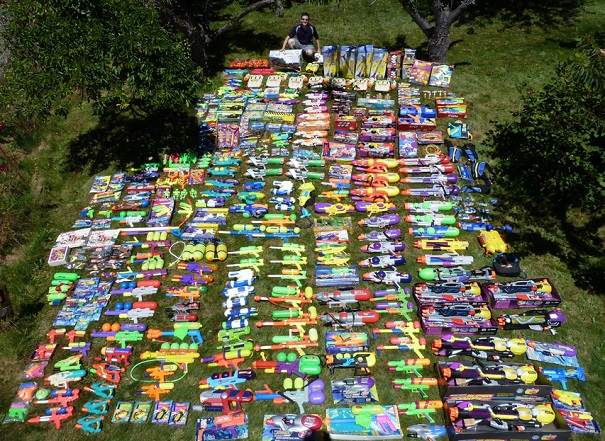 crazy collections - super soaker