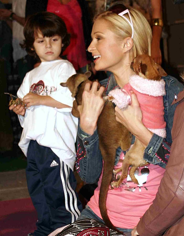 famous people with weird pets 3