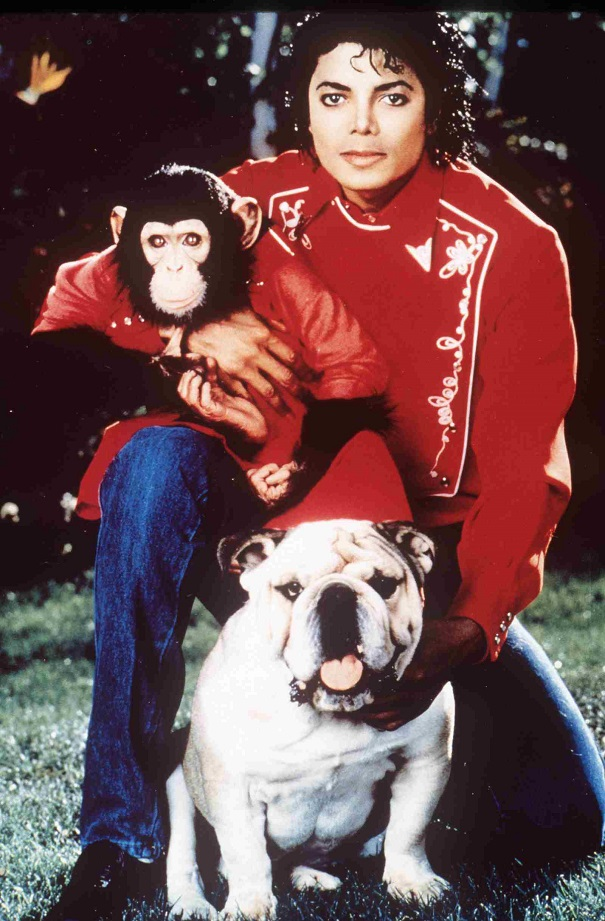 famous people with weird pets 7