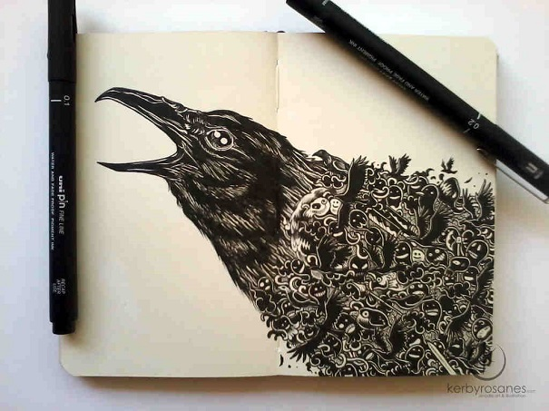 kerby rosanes - CROWded