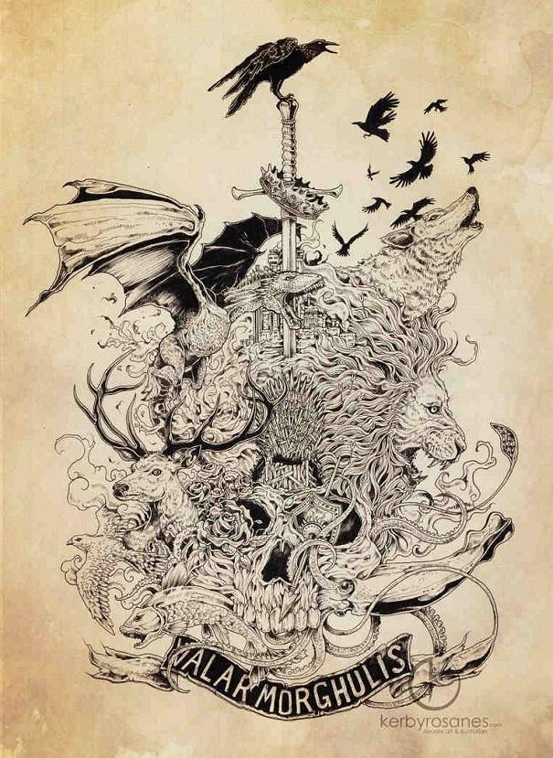 kerby rosanes - Valar Morghulis