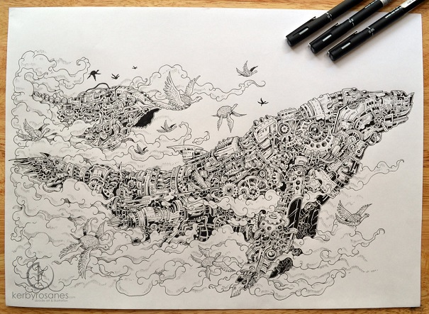 kerby rosanes - ascension