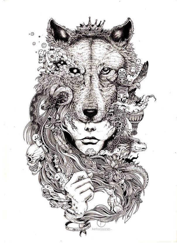 kerby rosanes - coronation