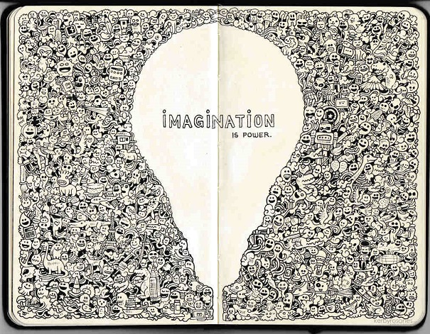 kerby rosanes - imagination is power
