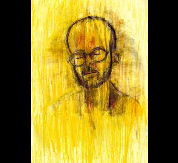 Trippy Self-Portraits -Buspar