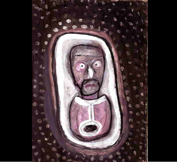 Trippy Self-Portraits -Nitrous + Valium
