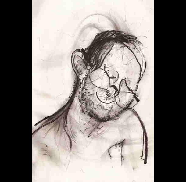 Trippy Self-Portraits -Nitrous