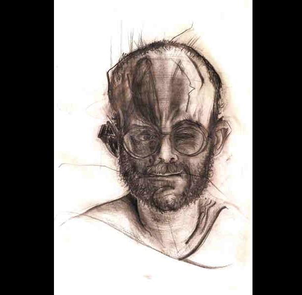 Trippy Self-Portraits -Seroquel