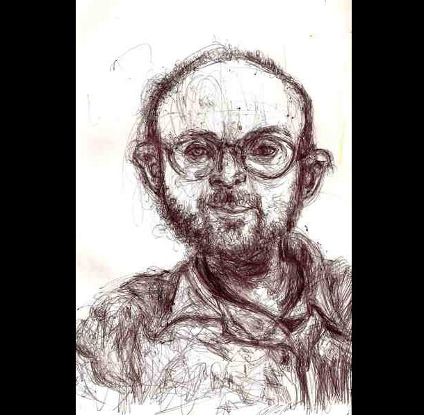 Trippy Self-Portraits -Valium