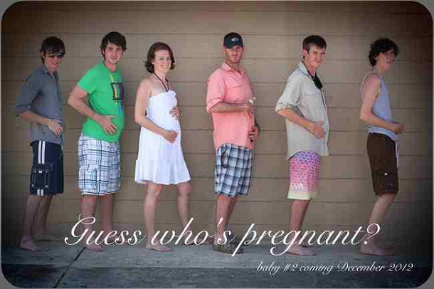 21 Most Hilarious Pregnancy Announcements Atchuup Cool – Witty Baby Announcements