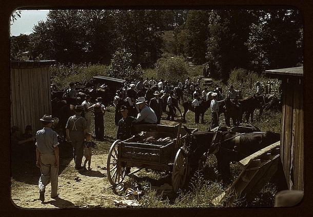 rare color photos - 1940s (21)