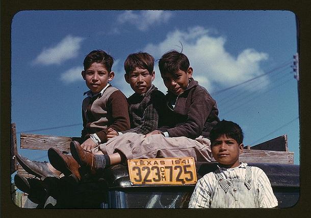 rare color photos - 1940s (34)