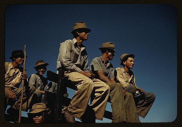 rare color photos - 1940s (41)