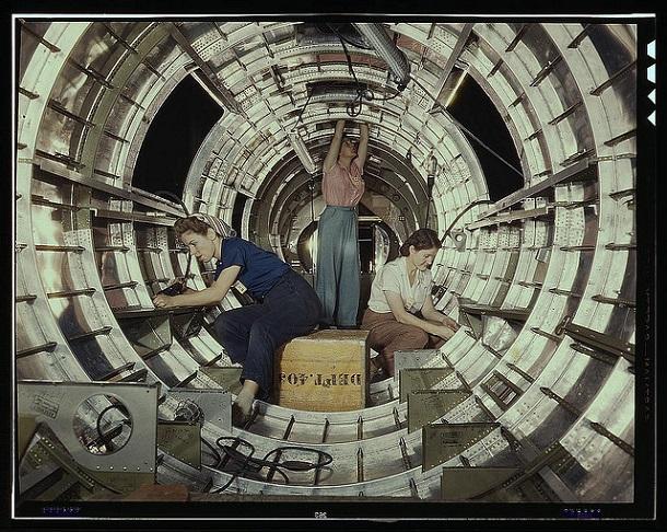 rare color photos - 1940s (54)