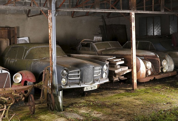 rusting classics 3