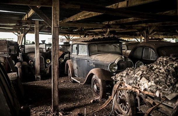 rusting classics 5