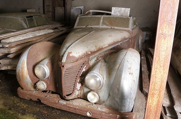 rusting classics 6