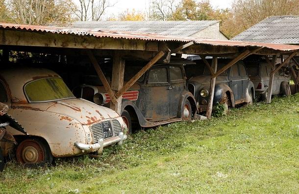 rusting classics 8