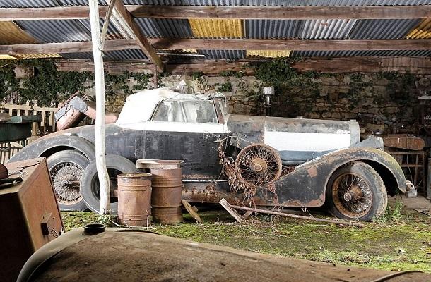 rusting classics 9
