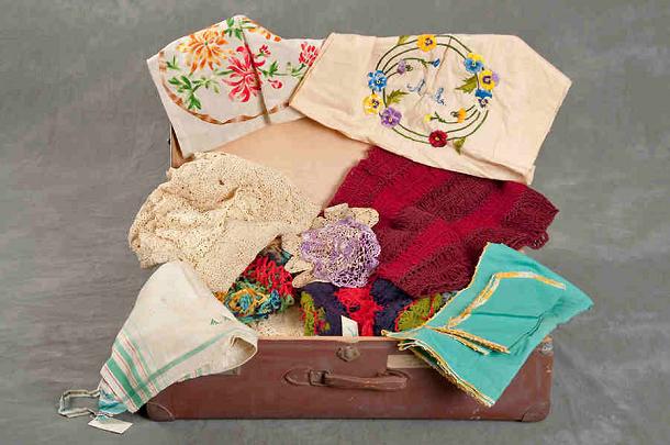 Anna B suitcase 1