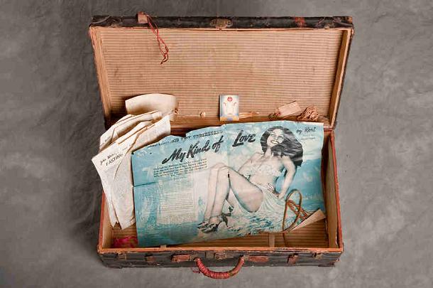 Carlos F suitcase 2