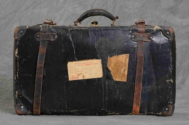 Clarissa B suitcase 1