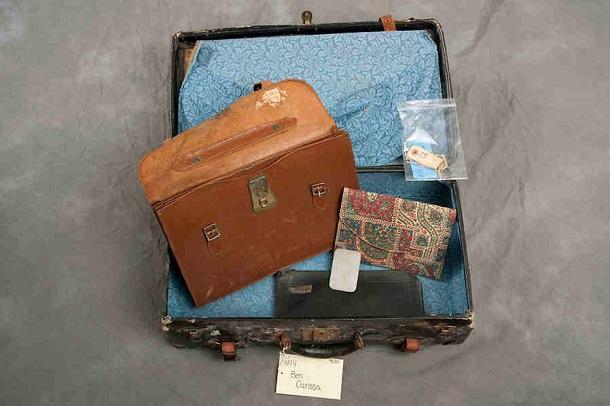 Clarissa B suitcase 2