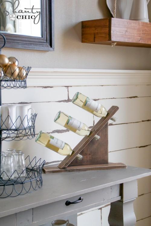DIY-Wooden-Wine-Bottle-Holder-500x750