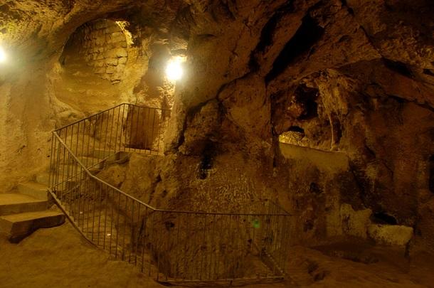 derinkuyu underground city 001