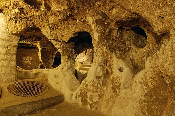 derinkuyu underground city 002