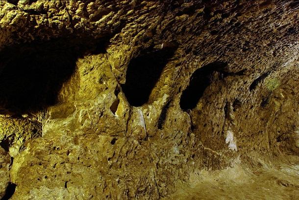 derinkuyu underground city 003
