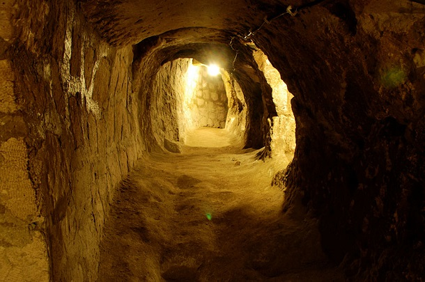 derinkuyu underground city 004