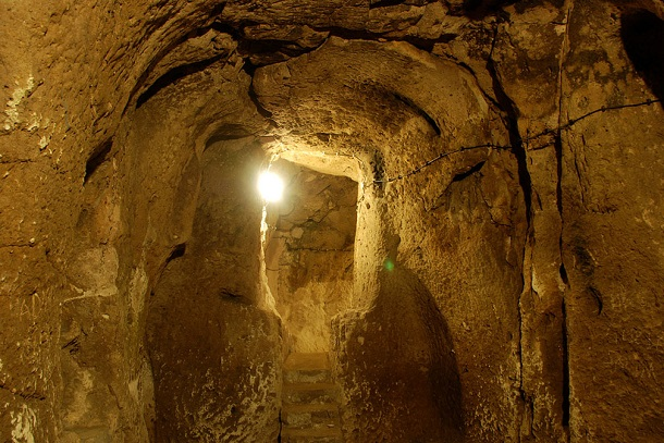 derinkuyu underground city 005