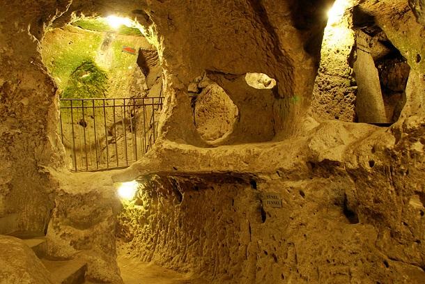 derinkuyu - underground city 1