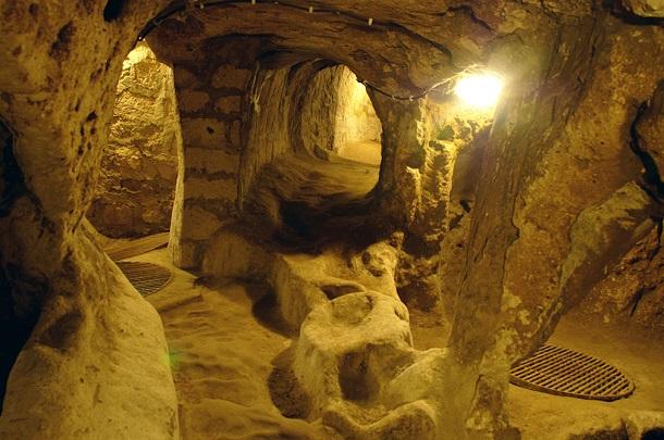 derinkuyu - underground city 2