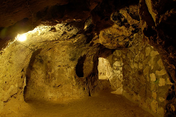 derinkuyu - underground city 3